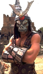 Storm Collectibles Mortal Kombat Shao Kahn figure review ...  Mortal Kombat Movie Shao Kahn