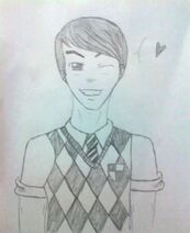 Justin drawn