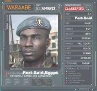 Waraabe dossier 1