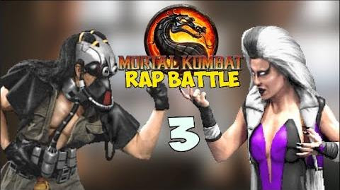 MORTAL KOMBAT EPIC RAP BATTLE 3