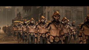 Kotal's army