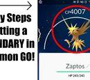 POKEMON GO: HOW TO CATCH A LEGENDARY POKEMON IN 3 EASY STEPS!