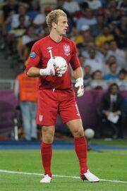 Joe Hart Euro 2012 vs Italy 01