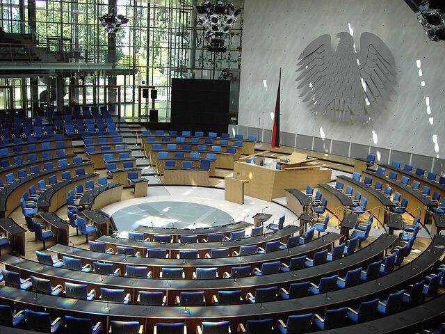 File:Bonn Bundestag Plenarsaal Germany.jpg