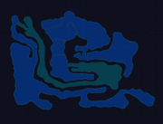 Ivory World map (empty)