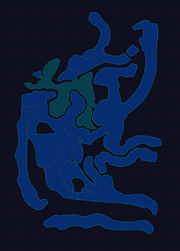 Gray World map (empty)