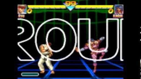 MUGEN TMNT Tournament Fighters Leo (Me) vs