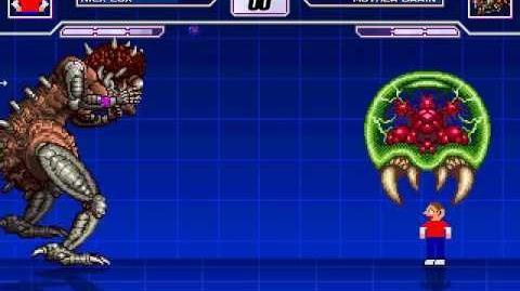 M.U.G.E.N - Nick Cox (Custom Sonic) VS