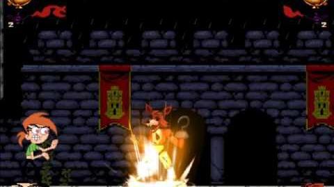 M.U.G.E.N Vicky vs Foxy