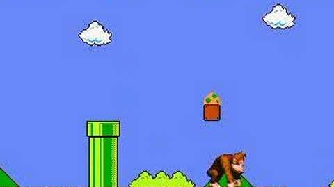 Donkey Kong/Infiinma's version