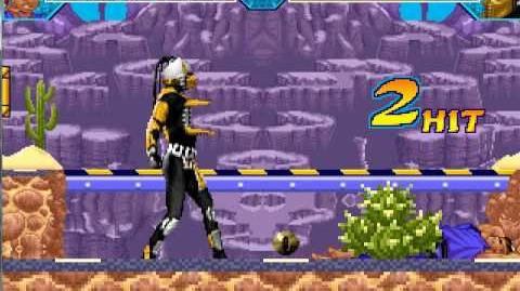 M U G E N Sean vs Cyrax