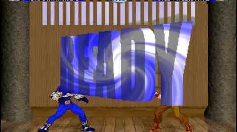 Nintendo Vs Capcom Arcade Runs Captain Commando-0