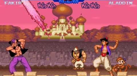 Fakir vs Aladdin