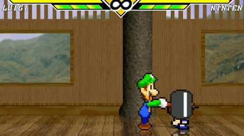 SM14 MUGEN MASSIVE Updates on MLSS Luigi