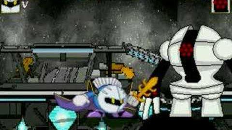 TFH MUGEN Metaknight vs Registeel