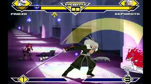 Frieza Showdown 05 Sephiroth