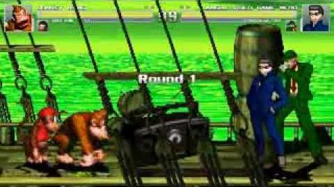DK & Diddy vs AVGN & NostalgiaCritic