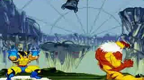 M.U.G.E.N Wolverine 71113 vs