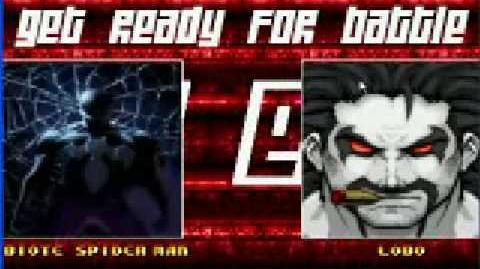 Empawk's Symbiote Spider man Mugen Test flv