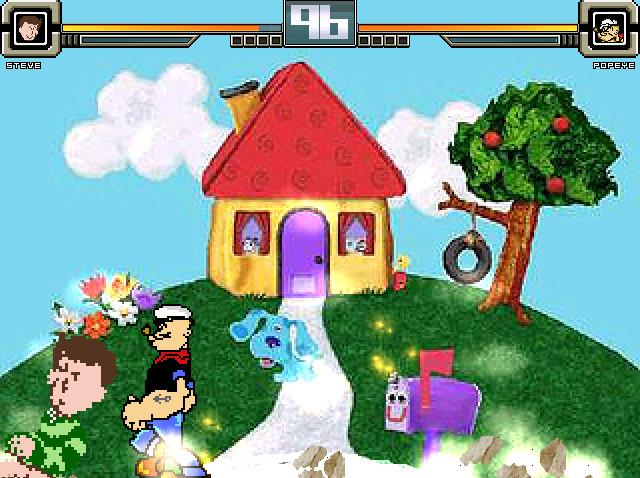 Blue's House
