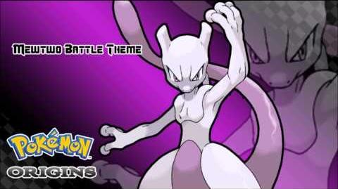 Pokémon The Origins - Mewtwo Battle Theme (HD)