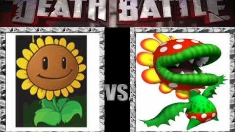 Big Red Vote Sunflower Vs Petey Piranha