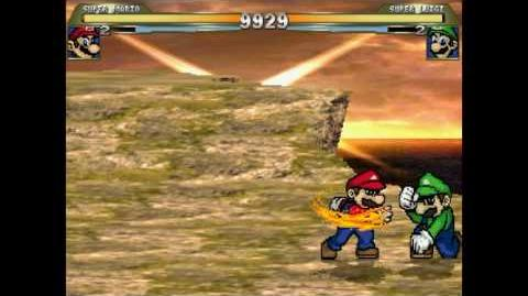 MUGEN STAGE Super Smash Bros