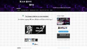 KulaEditsWeb Front Page