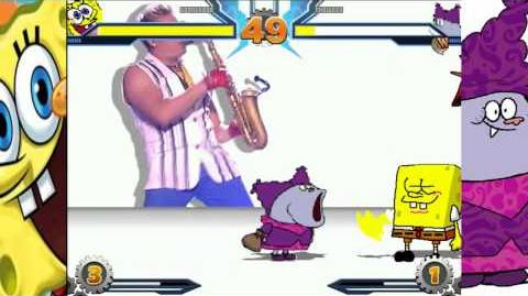 MUGEN Spongebob vs Chowder