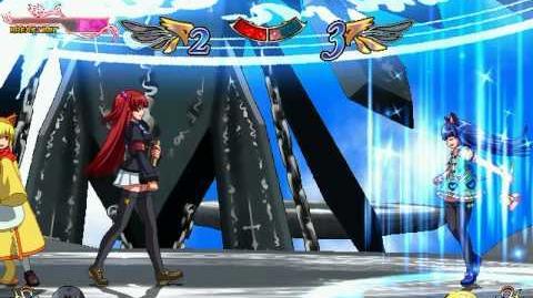 Mugen Ange vs Oyashirorika