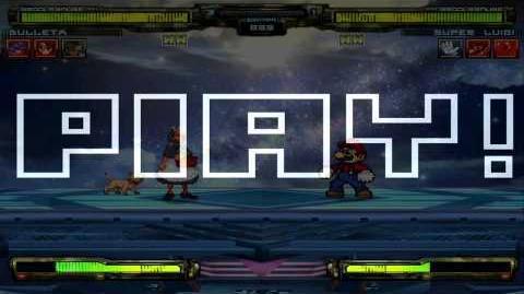 Mugen Final Destination Team Battle