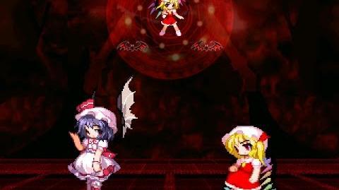 MUGEN - Battle of the Scarlet Sisters