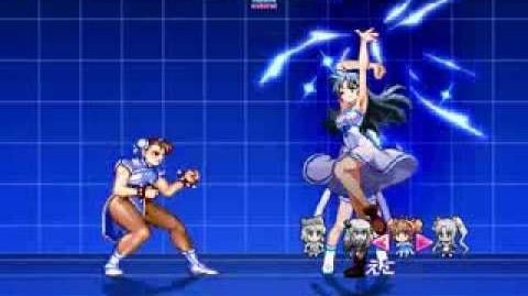 Mugen Battle 017 - SF2 Chun-Li VS Haruka Kutuna