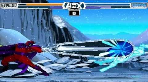 Avengers vs X-Men MUGEN 1080P HD Playthrough with MAGNETO PT