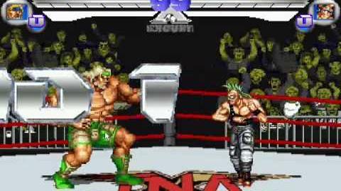 Mugen Full Game Edit WWX 1