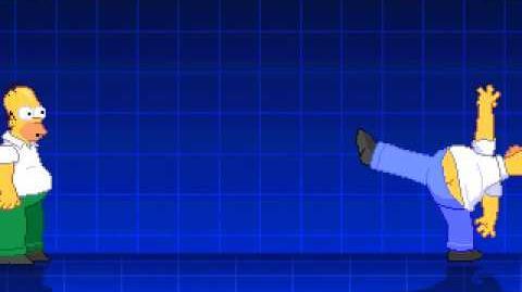 Ex Homer Simpson updated