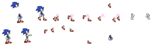 File:Sonic's Walking Sprites(Unfinished).png