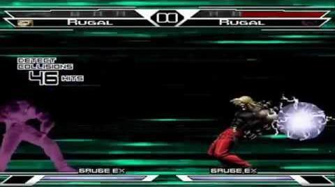 Rugal 2k2 - MUGEN