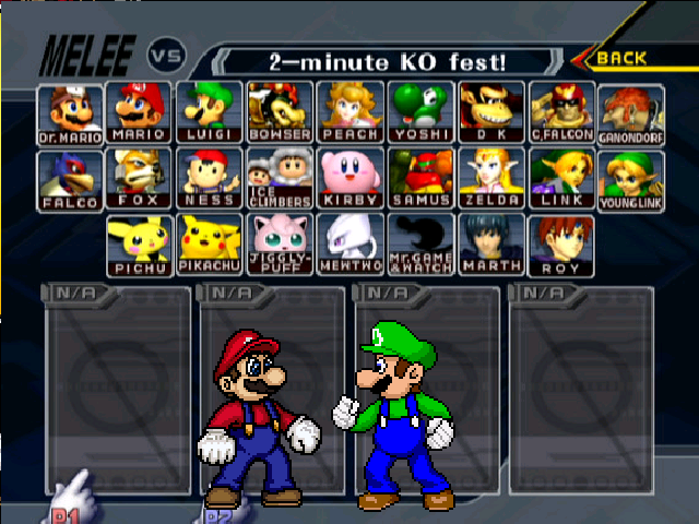 game super smash flash 3