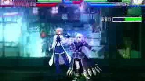 MUGEN The Power of ko - Kyko vs Zeroko