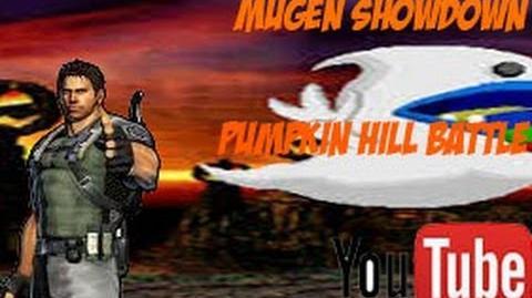 Mugen Showdown Pumpkin Hill Battle