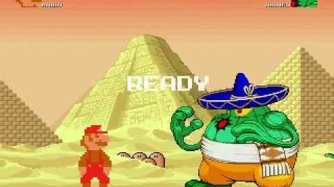 NES Mario (me) vs