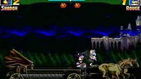 Shadow Mugen 1 Rouge