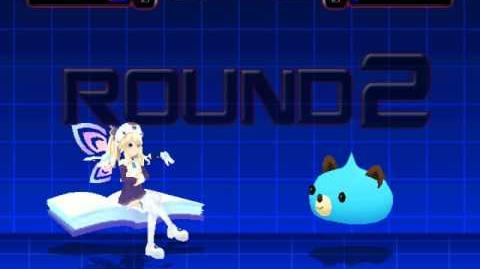 Histoire and Dogoo From HyperDemension MUGEN