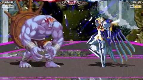 Mugen CPU Random battles in final destination!