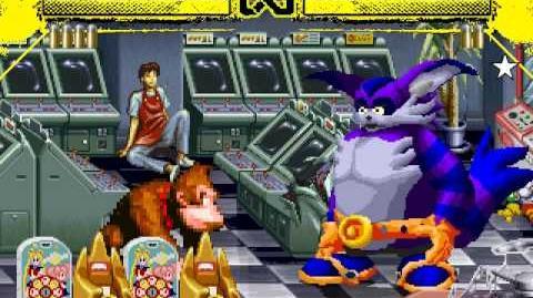Persona Ultimate Mugen Battle 68 Donkey Kong vs Big the Cat