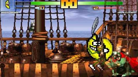 ST64 MUGEN The Revenge of the Banana Hoard
