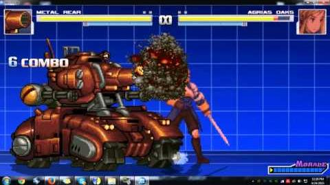 Metal Slug Metal Rear - Mugen