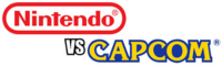 Nintendo vs. CAPCOM logo