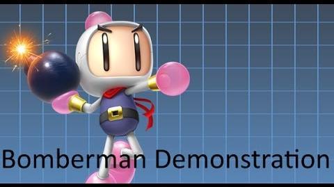 M.U.G.E.N - Bomberman Demonstration